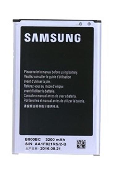 Samsung N9000 - N9005 NOTE 3 BATARYA PİL B800BE Renkli